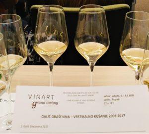 Galić vina graševina