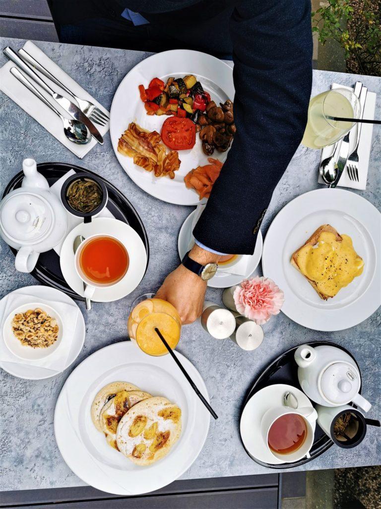 Doručak DoubleTree
