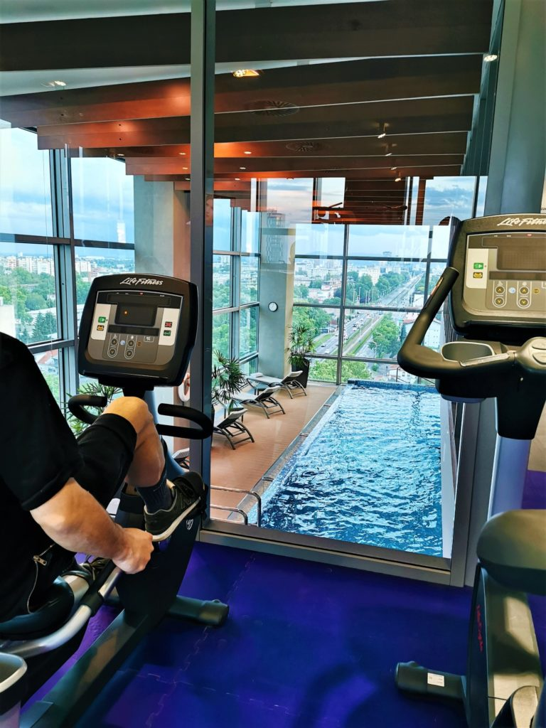 Fitness Hilton