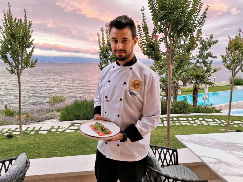Chef Dino Knežević
