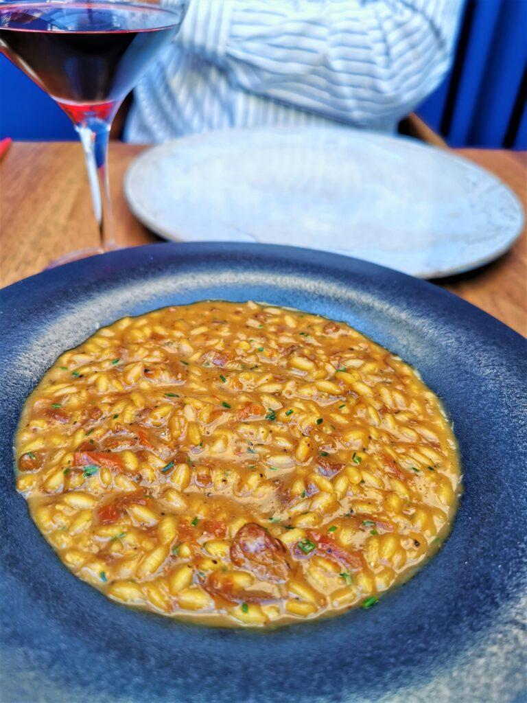 Rižoto od bifteka chef Filip Horvat