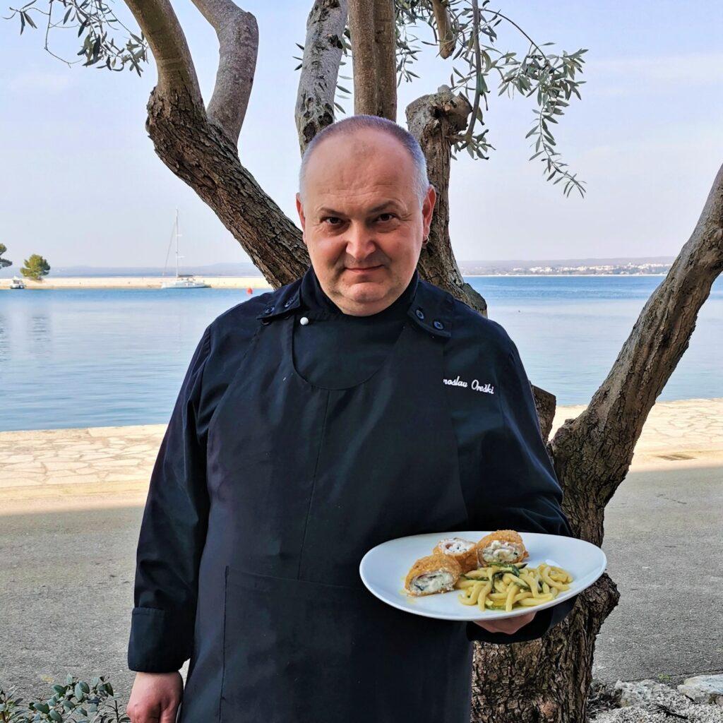 Chef Krunoslav Oreški